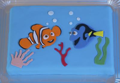 Tarta Nemo
