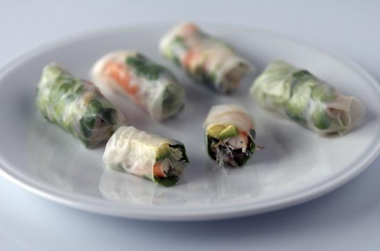 rollitos vietnamitas son-shi