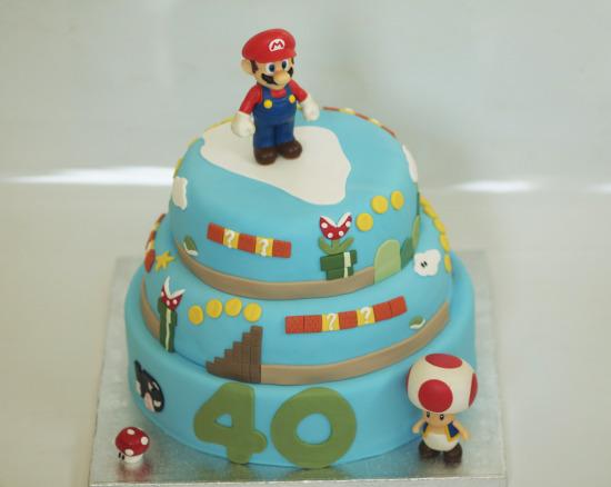tarta Mario