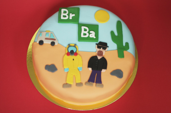 tarta breaking bad