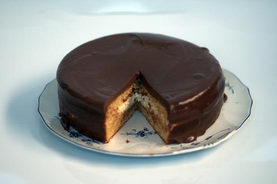 tarta doble
