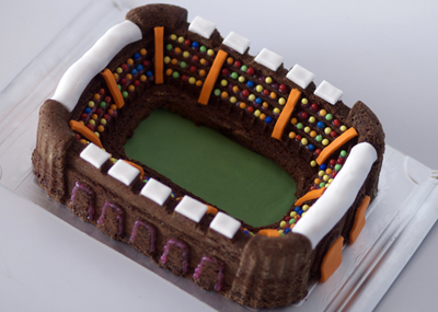 Tarta Estadio
