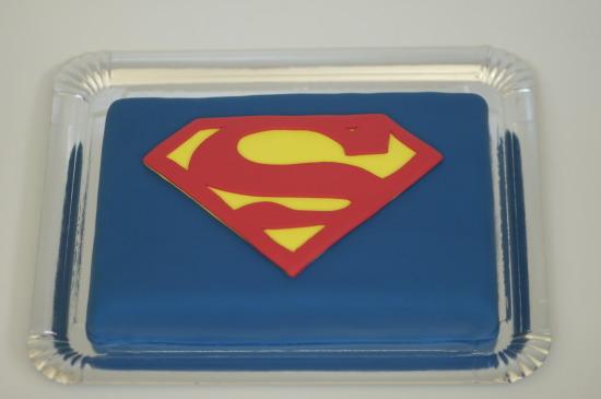 tarta superman