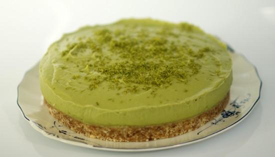 tarta vegana lima