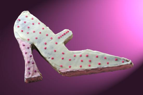 tarta zapato